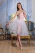 innocent chick ballerina wears