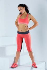 fit latina model pink