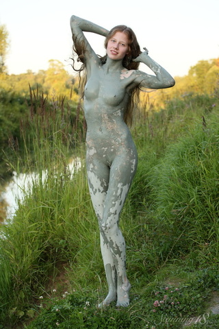 sexy model lovely long