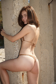 glamour girl tiny bikini