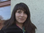 cute brunette babe funny