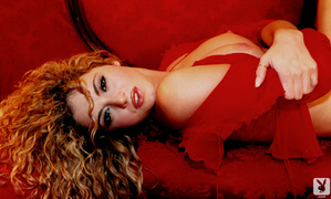 blonde, couch, curvy, erotica