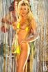 wheat-blonde turquoise-eyed harlot alluring