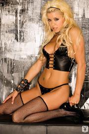 blonde mature slut black