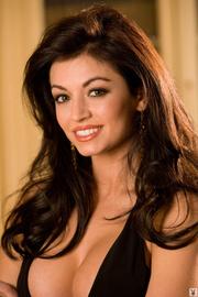 crazy beautiful brunette black