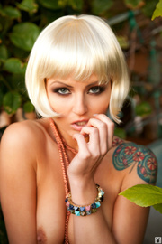 wicked tattooed blonde the