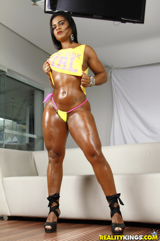 brown skin chick yellow
