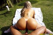 big boobied blonde sexy