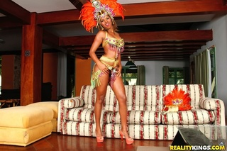 bronze skin lass carnival