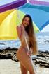 Busty, brown-eyed brunette siren in pink bikini bottom wants to get filthy