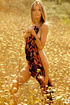 blue-eyed honey-blonde huntress wheat