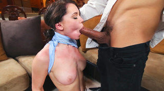 hot secretaries mouthfucked roughly