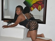 ebony teen with big