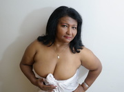 ebony mature with big