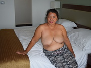 asian mature with big