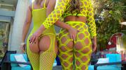 horny seductress yellow shares