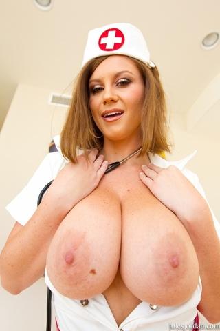 horny blonde brunette nurses