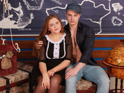 white young couple adonisandclio