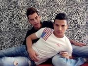 latin young gay michaellxantony