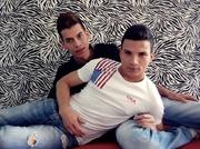 latin young gay michaellxantony2