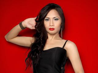 asian transgender xiaravictoria close