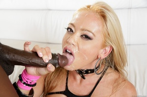 Fair-haired Asian in a slutty outfit get - XXX Dessert - Picture 15