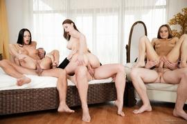 dp, group sex, hardcore, orgy