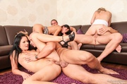 dinner party three hot