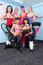 set six dykes workout