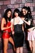 three horny girls with