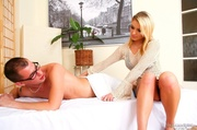hot masseuse ends with