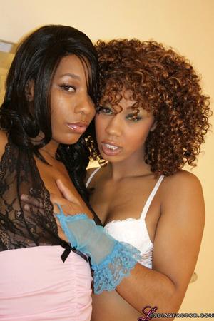 dirty black lesbians