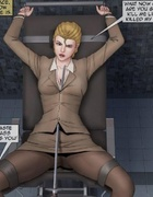 Sensible female business exec gets off on being dominated by men. Slave