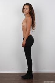she has tight body