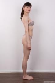 stunning brunette slut with