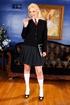blonde schoolgirl uniform and