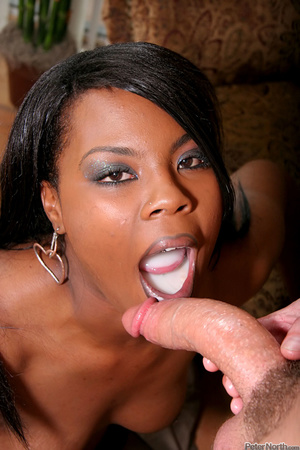 Perfect Blowjob Cum Mouth