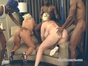Claudia marie orgy