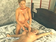 lesbian sex scene with