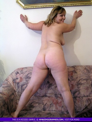 fat granny naked