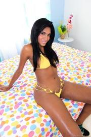 tanned tranny bikini likes