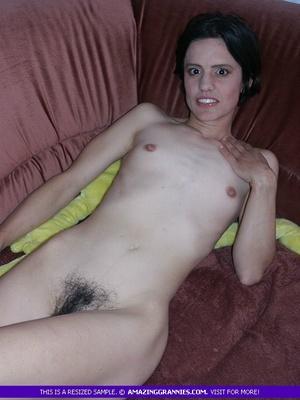 Skinny small tits nude