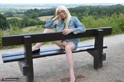 hot blonde milf exposes