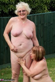 two fat mature sluts