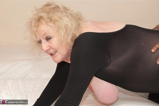 big breasted mature blonde
