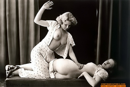 boobs, natural boobs, spanked, vintage