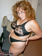 fat slut with glasses