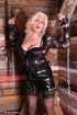 blonde older mistress binds