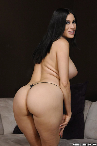 black haired babe enormous