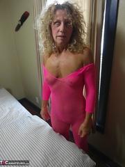 naughty blonde bitch pink